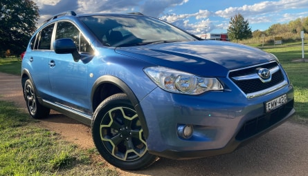 2014 Subaru XV 2.0i-L Wagon