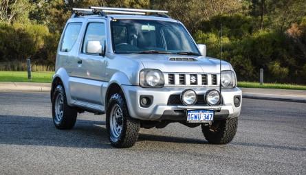 2013 Suzuki Jimny Sierra Hardtop