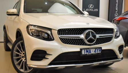 2018 Mercedes-Benz GLC-Class GLC250 d Coupe