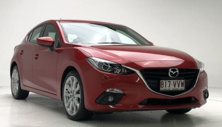 2015 Mazda 3 SP25 Hatchback