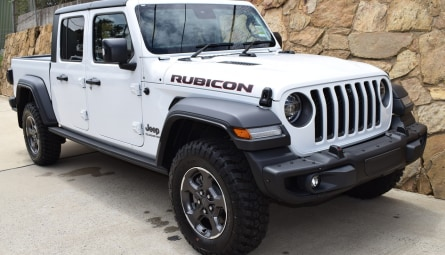 2020  Jeep Gladiator Rubicon Pick-up Dual Cab
