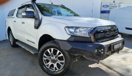 2015  Ford Ranger Wildtrak Utility Double Cab