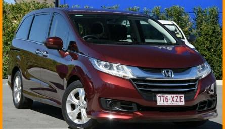 2014  Honda Odyssey Vti Wagon