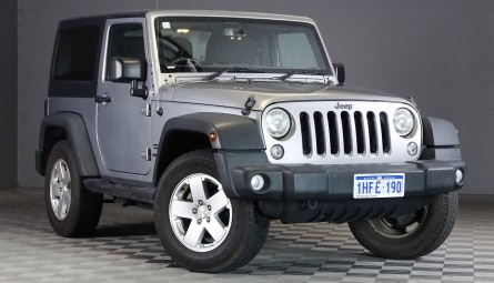 2017  Jeep Wrangler Sport Softtop