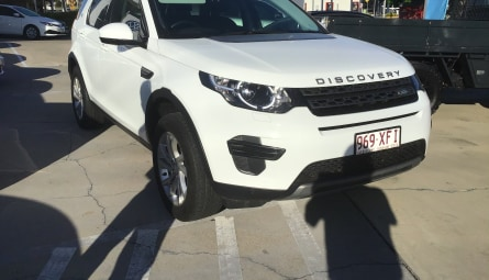 2017  Land Rover Discovery Sport Td4 180 Se Wagon