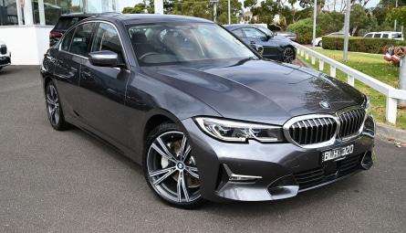 2020 BMW 3 Series 330e Luxury Line Sedan
