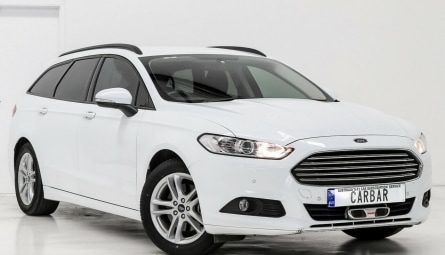 2018  Ford Mondeo Ambiente Wagon