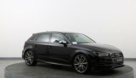 2016  Audi S3Sportback