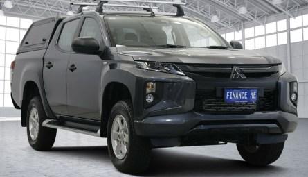 2019 Mitsubishi Triton GLX+ Utility Double Cab