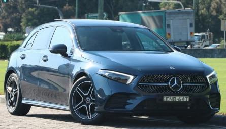 2020 Mercedes-Benz A-Class A180 Hatchback
