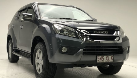 2016  Isuzu MU-X Ls-t Wagon