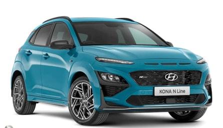 2021  Hyundai Kona N-line Premium Wagon