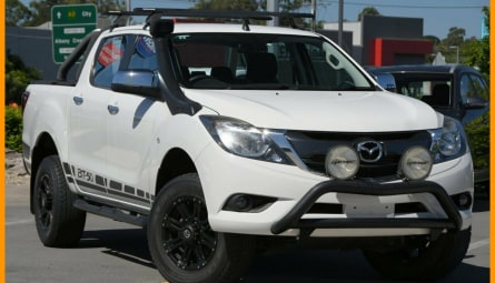 2016 Mazda BT-50 XTR Utility Freestyle