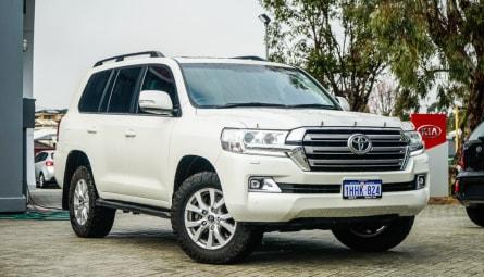 2016  Toyota Landcruiser Vx Wagon