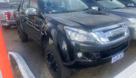 2014  Isuzu D-MAX Ls-u Utility Crew Cab