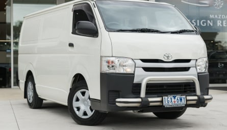 2016  Toyota HiAceVan