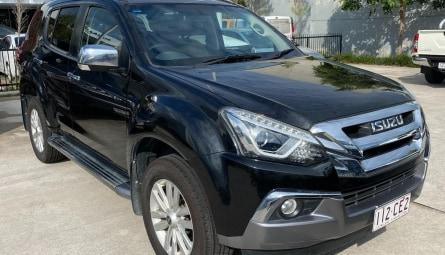 2017  Isuzu MU-X Ls-t Wagon