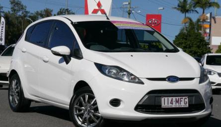 2012  Ford Fiesta Cl Hatchback