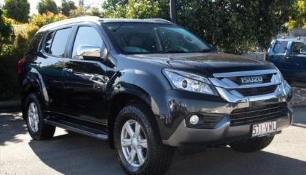2015  Isuzu MU-X Ls-t Wagon