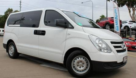 2018 Hyundai iLOADVan