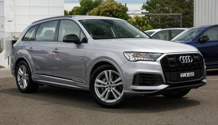 2020 Audi Q7 50 TDI Wagon