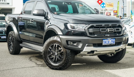 2020  Ford Ranger Raptor Pick-up Double Cab