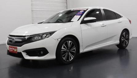 2018 HONDA CIVIC VTi-L Sedan