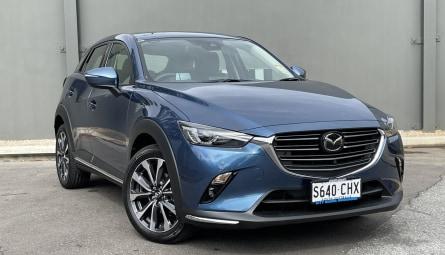 2020  Mazda CX-3 Akari Wagon