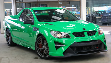 2017  Holden Special Vehicles Maloo Gts R Utility Extended Cab