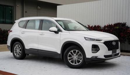 2018  Hyundai Santa Fe Active Wagon