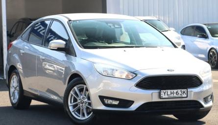 2017 Ford Focus Trend Sedan