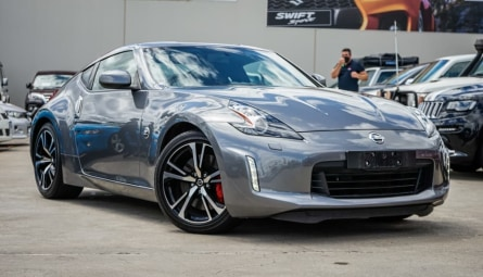 2018 Nissan 370ZCoupe