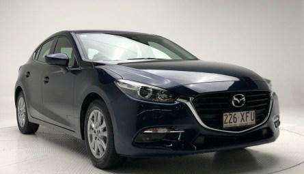 2017  Mazda 3 Touring Hatchback