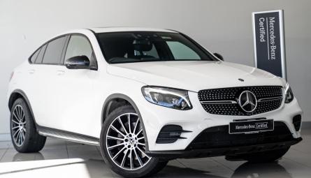 2017  Mercedes-Benz Glc-class Glc250 D Coupe