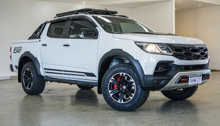 2018  Holden Special Vehicles Colorado Sportscat Pickup Crew Cab
