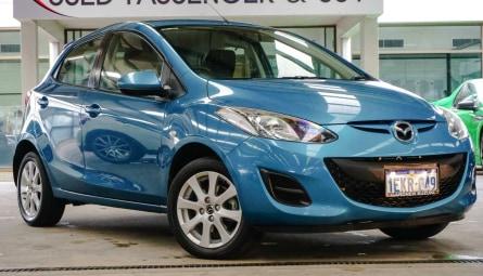 2012  Mazda 2 Maxx Hatchback