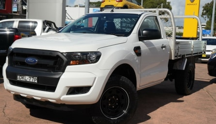 2016 Ford Ranger XL Cab Chassis Single Cab
