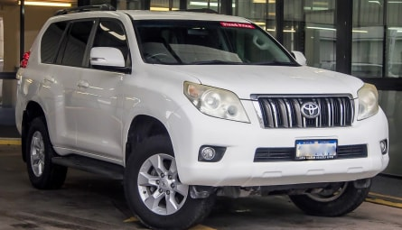 2013  Toyota Landcruiser Prado Gxl Wagon