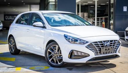 2020  Hyundai i30 Elite Hatchback