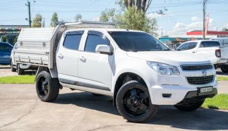 2015  Holden Colorado Ls-x Utility Crew Cab