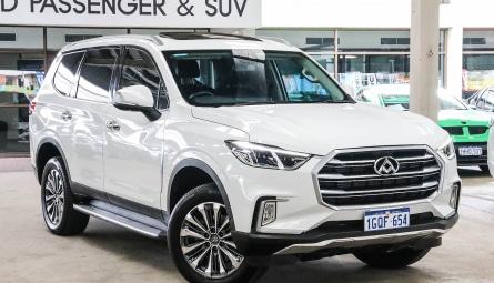 2018  LDV D90 Deluxe Wagon