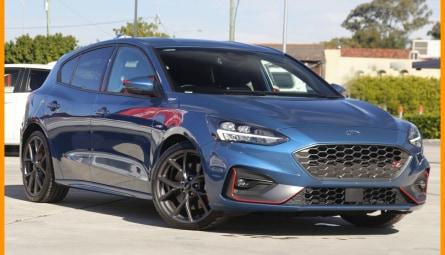 2020  Ford Focus St Hatchback