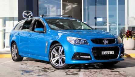 2013  Holden Commodore Sv6 Sportwagon