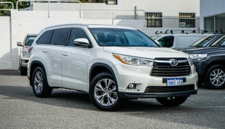 2015 Toyota Kluger GXL Wagon