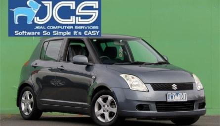 2007  Suzuki SwiftHatchback