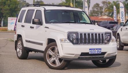 2012 Jeep Cherokee Limited Wagon