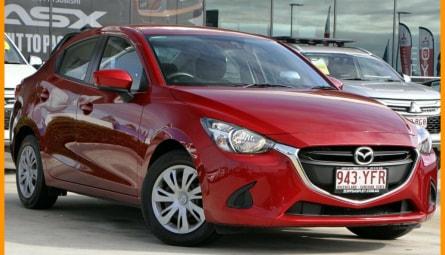2018  Mazda 2 Neo Sedan
