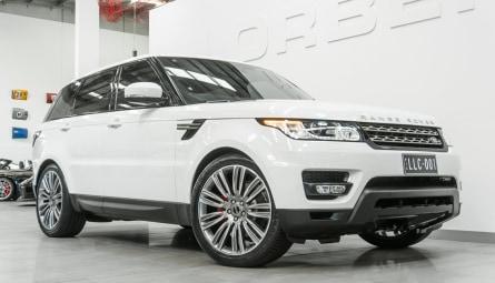 2017  Land Rover Range Rover Tdv6 Se Wagon