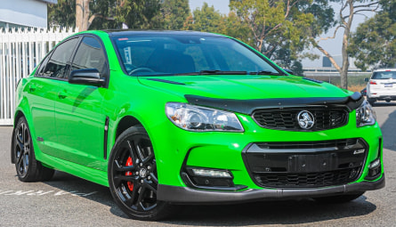2017 Holden Commodore SS V Redline Sedan