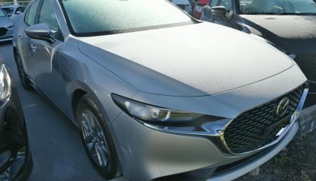 2021  Mazda 3 G20 Pure Sedan